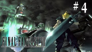 Let's Play Final Fantasy VII Ep. 4 - Dude Looks Like a Lady