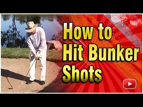 Secrets of Successful Golf – How to Hit Bunker Shots – AJ Bonar