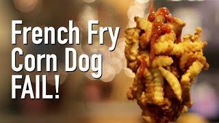 French Fry Corn Dog *KOGO*