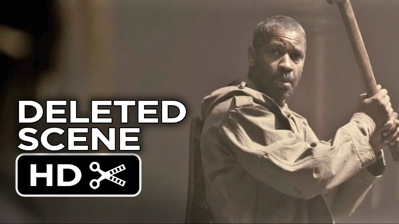 the book of eli deleted scene - the fight - (2010) - denzel