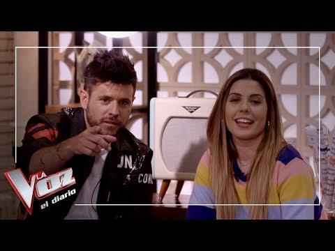 Pablo López y Miriam Rodríguez eligen a dónde se irían de vacaciones en 'Quédate con dos' | La Voz