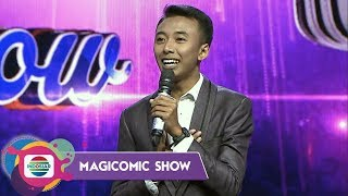 Fajar Nugra Setress Punya Pacar Lemot - Magicomic Show