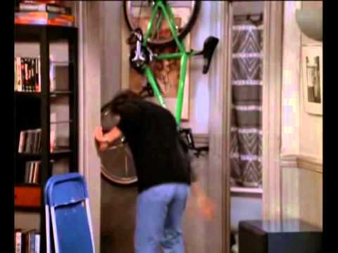 Newman's Squawk + Jerry's Reaction