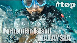 Dive Vlog : Best Perhentian Islands 2017 | Malaysia | Octo Diver | GoPro