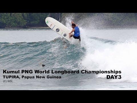 Kumul PNG World Longboard Championships // TUPIRA, Papua New Guinea