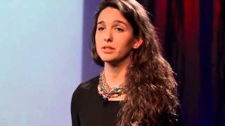 Who should be an Erasmus student | Julia Fernandez Diaz | TEDxNBU