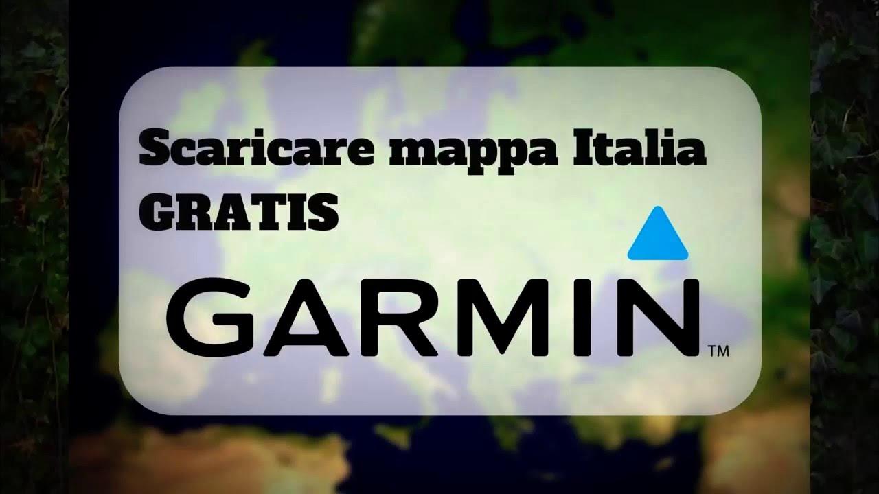 trekmap italia gratis