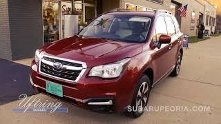 Uftring Subaru Ad Spot - January 2018