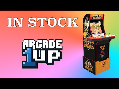 Arcade1Up Golden Axe Cabinet | In Stock from Original Console Gamer