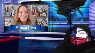 Entrevista a Vanessa Kaiser, del canal Esfera Pública.