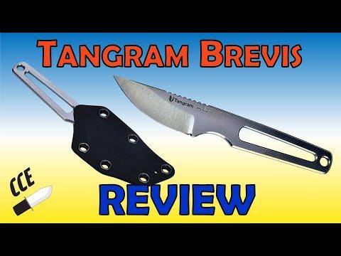 Review Tangram Brevis (Model # TG1001)...