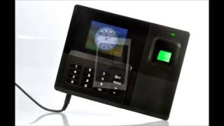 finger print employee time clock