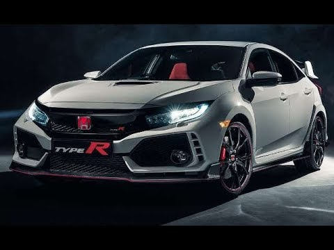 Nuevo honda type r 2018 llega a m xico youtube for Honda type r horsepower