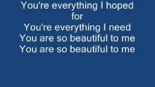Joe Cocker - You Are so Beautiful (lyrics)
