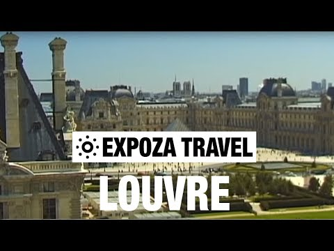 Louvre Vacation Travel Video Guide