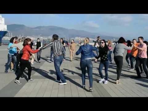 International Rueda Flashmob - April 2017 -Novorossiysk, Russia