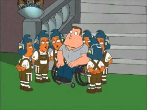 Family Guy Chumba Wumba