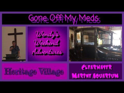 wendy's-weekend-adventures-~-heritage-village-~-clearwater-marine-aquarium-~-gommtube-#224
