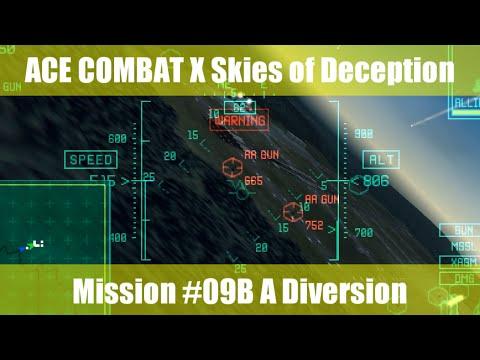 [M:09B] エースコンバットX スカイズ・オブ・デセプション/ACE COMBAT X Skies of Deception