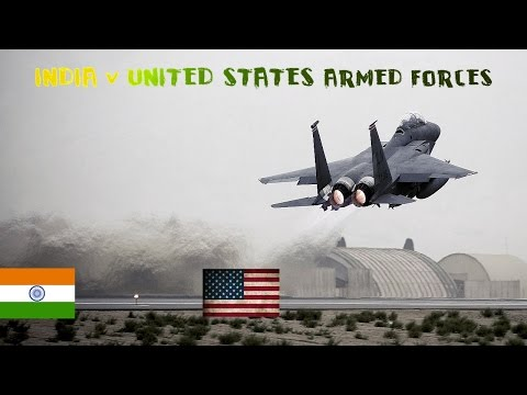 India VS United States Armed Forces comparison 2016 HD