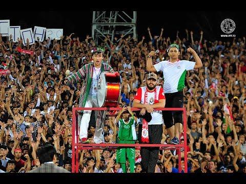 Спасибо болельщикам за великолепную поддержку в матче с Кыргызстаном!