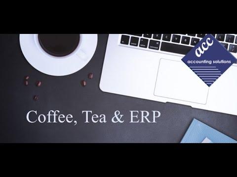 Coffee, Tea & ERP Webinar Recording