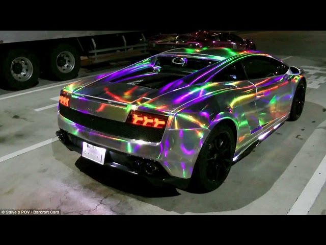 Top 5 Paintjobs Amp Wraps Cars Clipzui Com