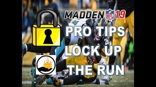 MADDEN 19 DEFENSIVE TIP - CAUSE CONFUSION WITH COVER 4 PALMS