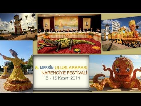 5. Mersin Uluslararası Narenciye Festivali - Kanal 33 Televizyonu