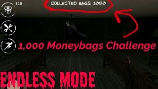 Eyes The Horror Game-1000 money Bags Challenge(Endless Mode)