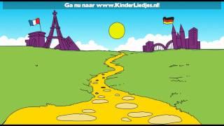 Kinderliedjes van vroeger - Tussen Keulen en Parijs