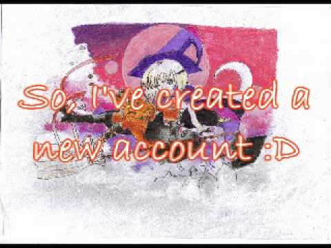 New account / cuenta de respaldo (nya!) n.n