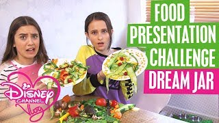 DISNEY CHANNEL VLOG | FOOD PRESENTATION CHALLENGE | DREAM JAR