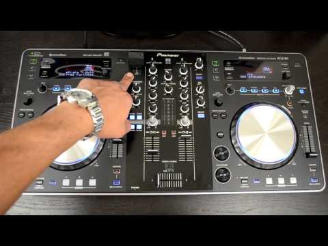 Pioneer XDJ-R1 Wireless DJ System Video Review