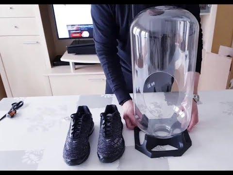 Sneakers Capsules Display Box sneakerdisplay unboxing.