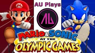 Olympians in training - Mario and Sonic Olympics games Funny Moments and Fails
