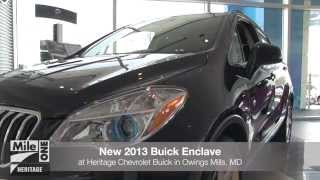 New 2013 Buick Encore Video Tour MD | Buick Dealer Baltimore Owings Mills