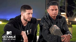 Vinny & Pauly D Share Their Heartbreak Stories 💔 Double Shot at Love