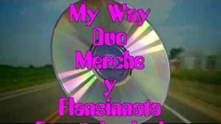 Merche y Flansinnata canta a duo