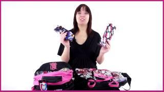Новые сумки и зонты Monster High в магазине kupirebenku.ru