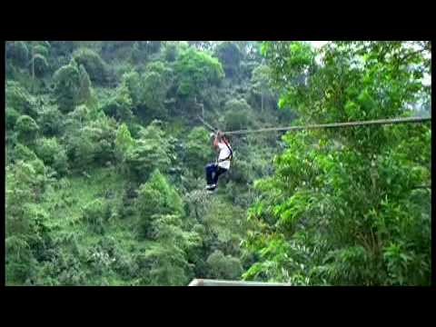 Canopy Vuelo Extremo Youtube