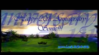Happy 20th Anniversary Sonic~!!! [OS MEP]