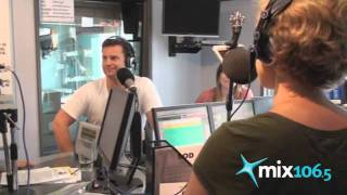 David Campbell with Rosso & Claire | Mix106.5