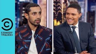 Riz Ahmed Discusses Representation In Hollywood   The Daily Show With Trevor Noah