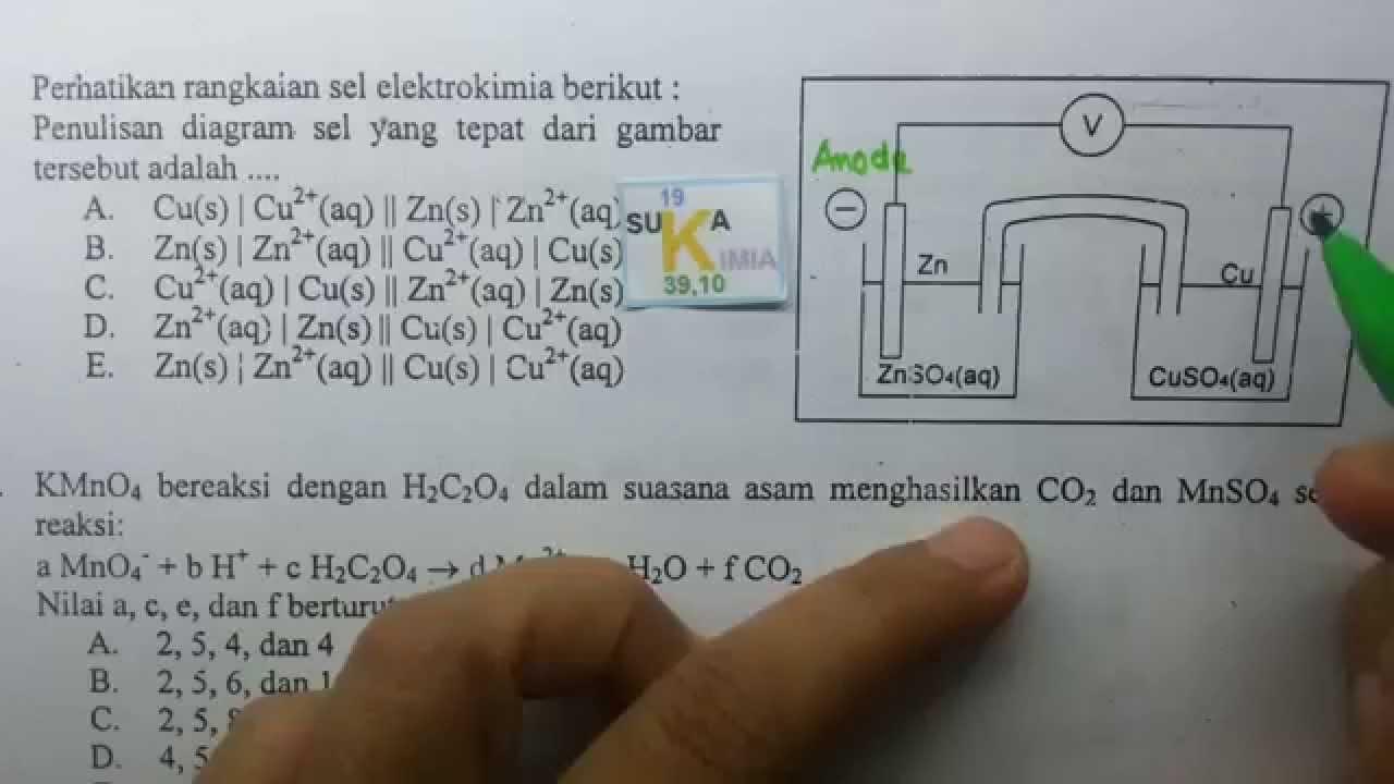 Notasi sel volta kimia sma youtube notasi sel volta kimia sma ccuart Choice Image