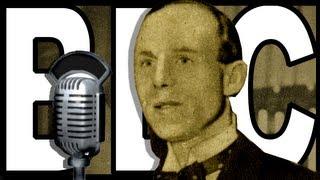 First BBC Radio Broadcast Ever - Oldest National Broadcasting Organisation 1922