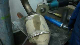 Удаление катализатора (часть 1)(, 2013-03-07T20:18:11.000Z)