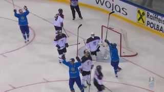 Kazakhstan vs. Japan - 2015 IIHF Ice Hockey World Championship Division I Group A