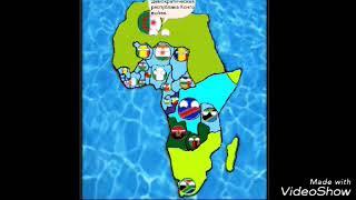 Countryballs#2 Будущее Африки