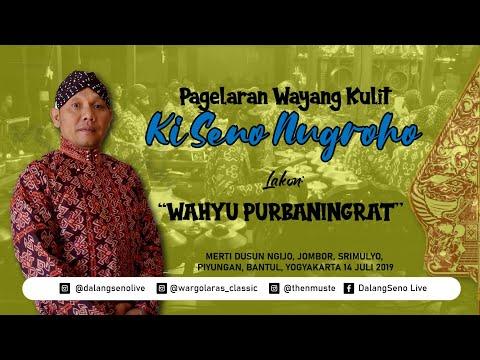 #LiveStreaming KI SENO NUGROHO - WAHYU PURBANINGRAT